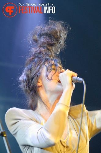 Foto Lilian Hak op Eurosonic Noorderslag 2011