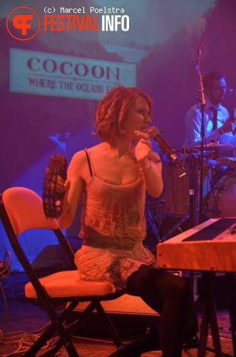 Cocoon op Eurosonic Noorderslag 2011 foto