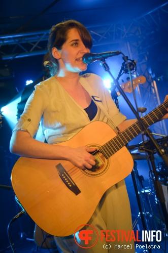 Eefje de Visser op Eurosonic Noorderslag 2011 foto