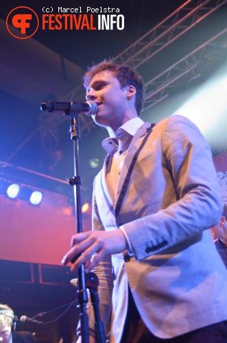 Foto Handsome Poets op Eurosonic Noorderslag 2011