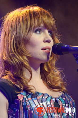 Foto Schradinova op Eurosonic Noorderslag 2011