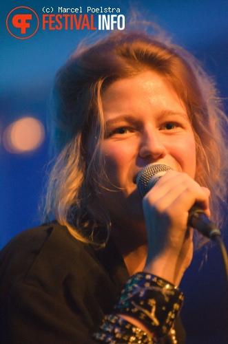 Selah Sue op Eurosonic Noorderslag 2011 foto
