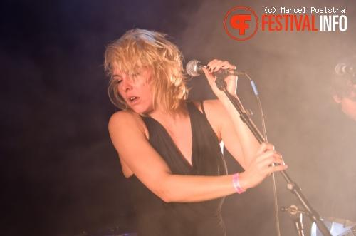 Foto Wende Snijders op Eurosonic Noorderslag 2011