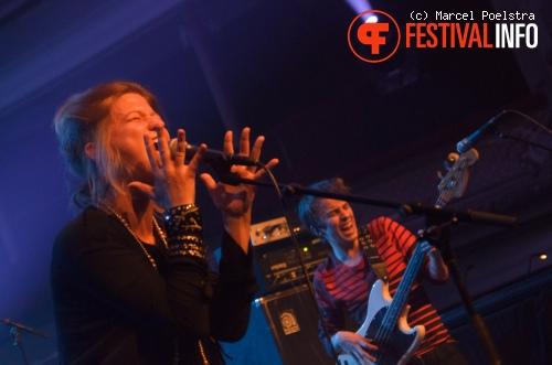 Foto Selah Sue op Eurosonic Noorderslag 2011