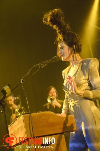 Lilian Hak op Eurosonic Noorderslag 2011 foto