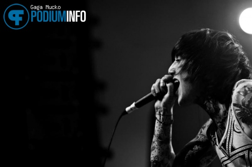 Foto Bring Me The Horizon op Bring Me the Horizon - 21/1 - Melkweg