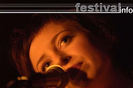 Stephanie Struijk op Noorderslag 2006 foto
