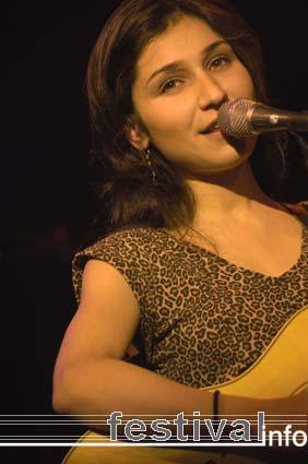 Laleh op Noorderslag 2006 foto