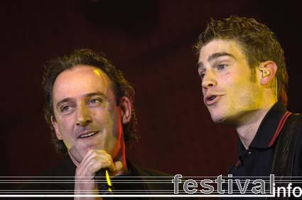 Di-rect op Vrienden van Amstel 2006 foto