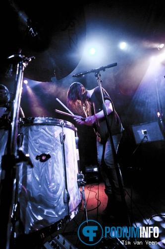 Esben and The Witch op Esben and The Witch - 12/2 - Paradiso foto