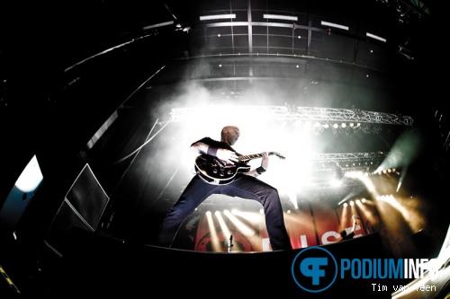 Rise Against op Rise Against - 13/3 - 013 foto
