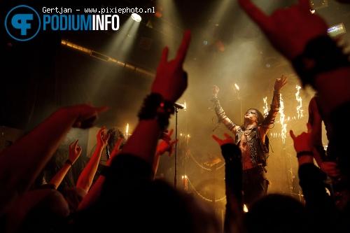 Watain op Watain & Shining - 13/3 - De Kade foto