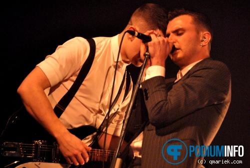 Hurts op Hurts - 19/03 - Melkweg foto