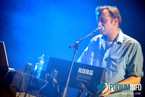 Rimer London op Hurts - 19/03 - Melkweg foto