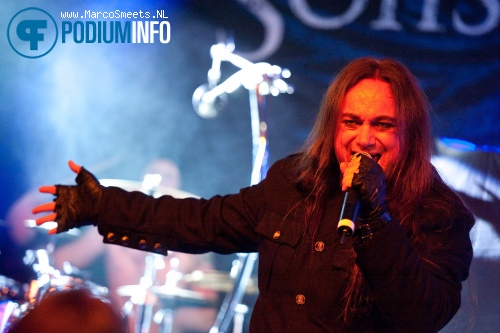 Sons Of Seasons op MaYaN - 26/5 - Effenaar foto