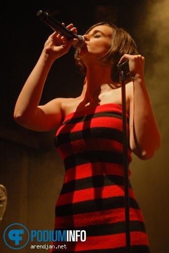 Hooverphonic op Hooverphonic - 22/4 - Tivoli foto