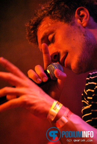 Chef'Special op 3FM Serious Talent: Handsome Poets - 25/3 - Metropool foto