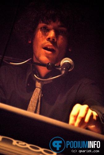 Handsome Poets op 3FM Serious Talent: Handsome Poets - 25/3 - Metropool foto