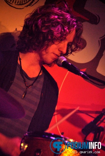 The Hype op 3FM Serious Talent: Handsome Poets - 25/3 - Metropool foto