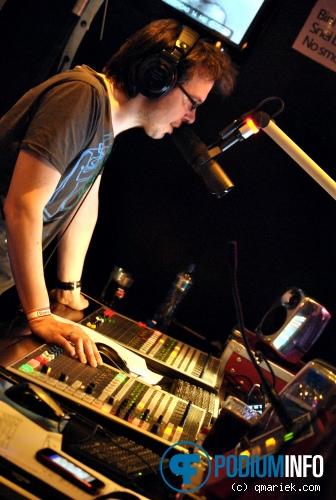 Michiel Veenstra op 3FM Serious Talent Awards - 10/4 - Melkweg foto