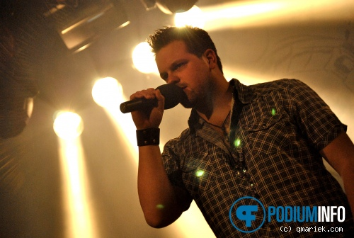 Sander Guis op 3FM Serious Talent Awards - 10/4 - Melkweg foto