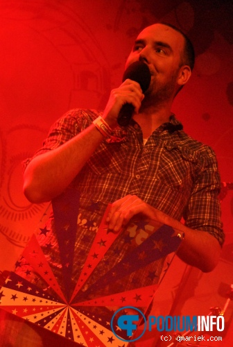 Tijs Van Liemt op 3FM Serious Talent Awards - 10/4 - Melkweg foto