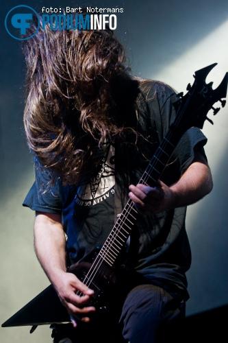 Slayer op Slayer - 14/4 - Klokgebouw foto