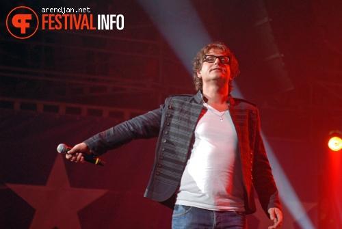 Foto Guus Meeuwis op 3FM Awards 2011