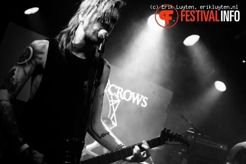 Summon The Crows op Roadburn 2011 foto