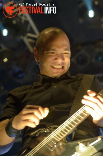 Danko Jones op Paaspop Schijndel 2011 foto