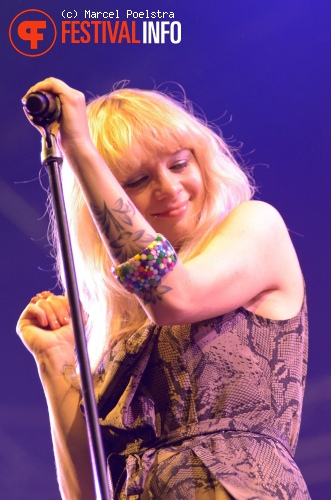 Jacqueline Govaert op Paaspop Schijndel 2011 foto