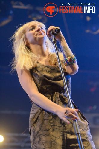 Foto Jacqueline Govaert op Paaspop Schijndel 2011