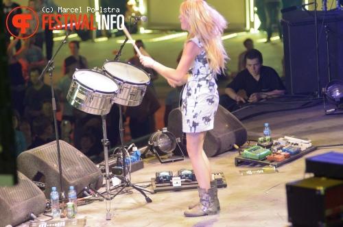 Miss Montreal op Paaspop Schijndel 2011 foto