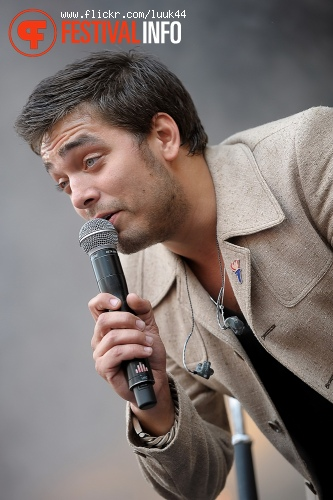 Foto Waylon op Bevrijdingsfestival Amsterdam 2011
