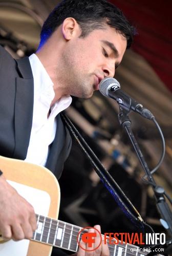 Gabriel Rios op Bevrijdingsfestival Overijssel 2011 foto