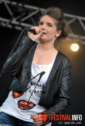 The Garden Of Love op Bevrijdingsfestival Overijssel 2011 foto