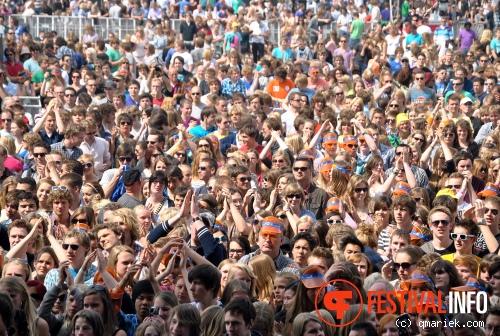 Bevrijdingsfestival Overijssel 2011 foto