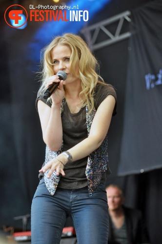 Foto Ilse DeLange op Bevrijdingsfestival Wageningen 2011