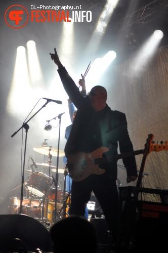 Foto Triggerfinger op Bevrijdingsfestival Wageningen 2011