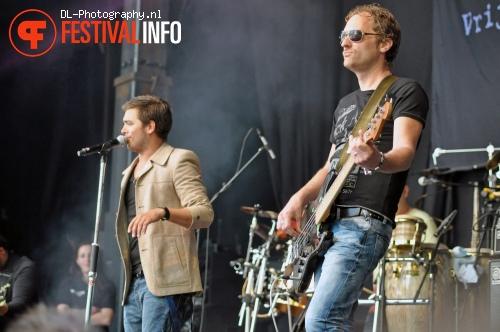 Foto Waylon op Bevrijdingsfestival Wageningen 2011