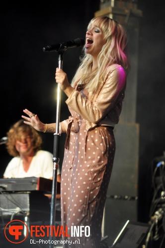 Foto Jacqueline Govaert op Bevrijdingsfestival Wageningen 2011
