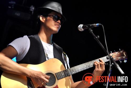 Foto Dotan op Dauwpop 2011