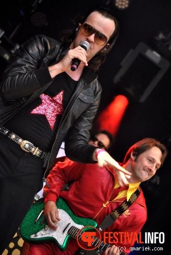 Foto Memphis Maniacs op Dauwpop 2011
