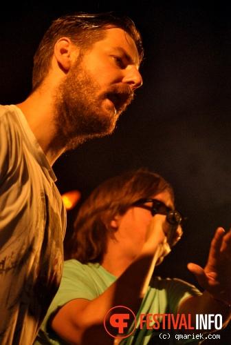 Foto De Jeugd Van Tegenwoordig op Dauwpop 2011