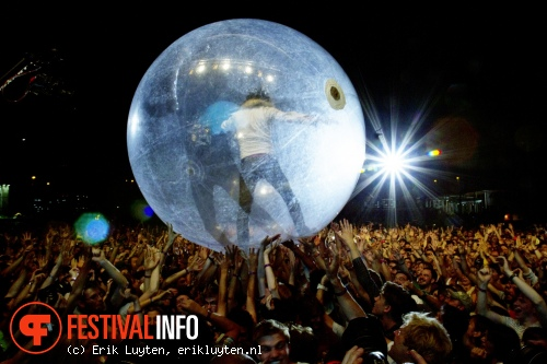 Foto The Flaming Lips op Primavera Sound 2011