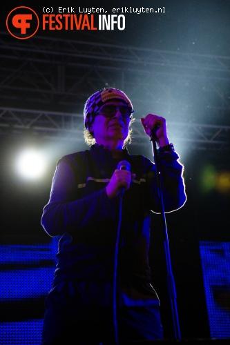 Suicide op Primavera Sound 2011 foto