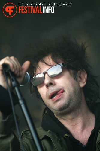 Foto Echo & The Bunnymen op Primavera Sound 2011