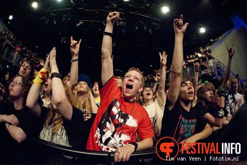 Foto Anti-Flag op The Powerfest 2011