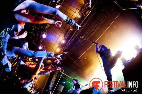 Foto Escape the Fate op The Powerfest 2011