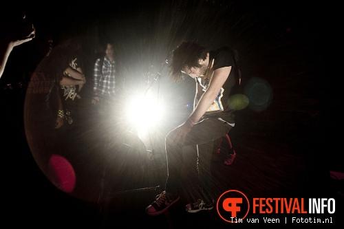 Makeshift Hearts op The Powerfest 2011 foto